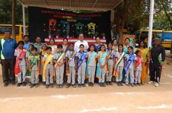 Vagdevi Vilas School, Bengaluru Photo 3