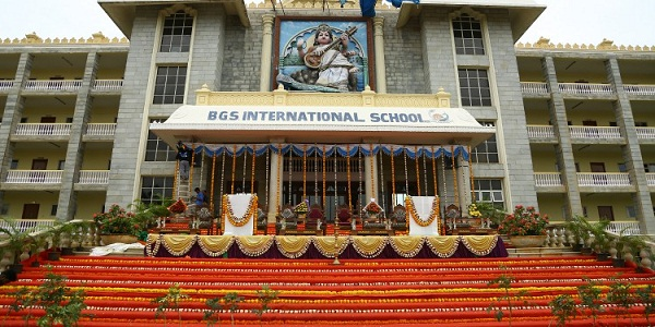 BGS International Residential School, Bangalore Photo 1