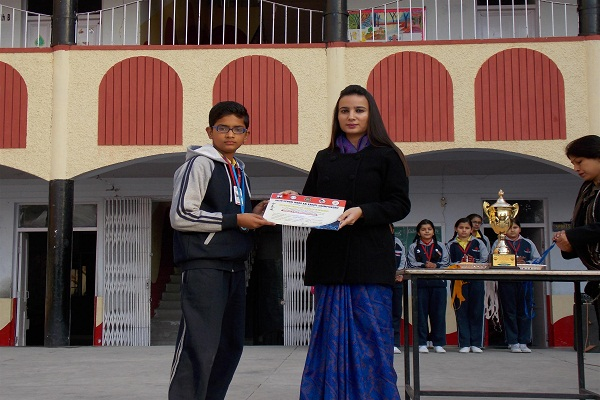 Angels Public School, Pathankot Photo 1