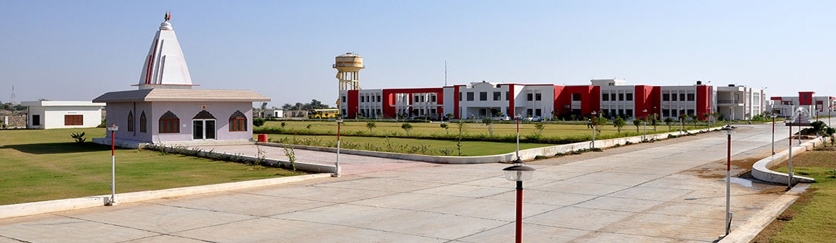 Singhania Global Academy, Sikar
