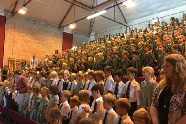 Terra Nova School, England