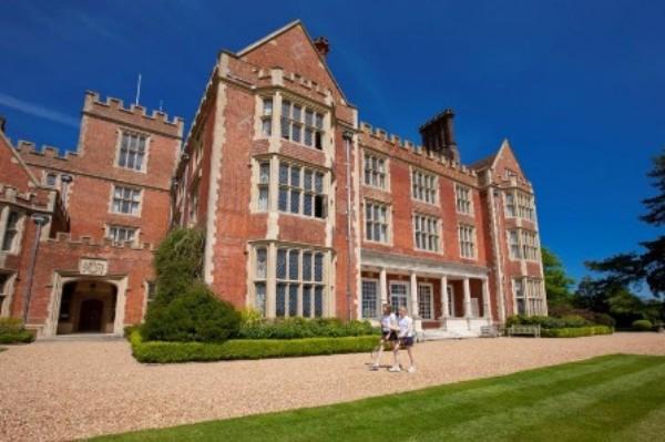 Benenden School, England