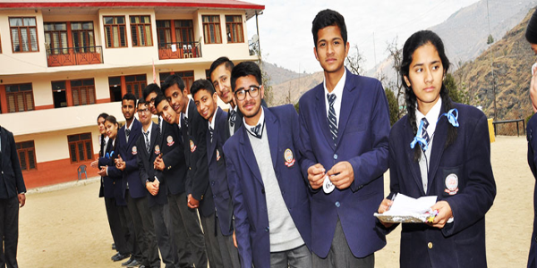 D.A.V. Senior Secondary Public School, Shimla