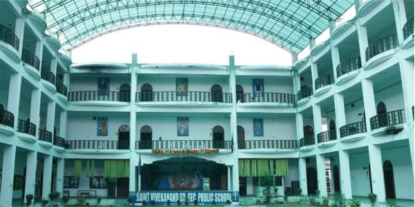 Saint Vivekanand Sr Sec Public School, Alampur