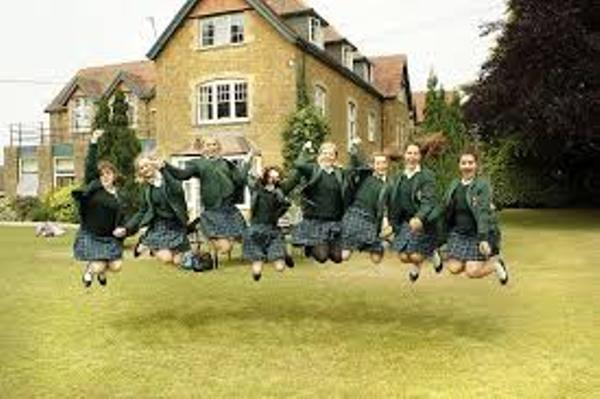 Bruton School for Girls, England