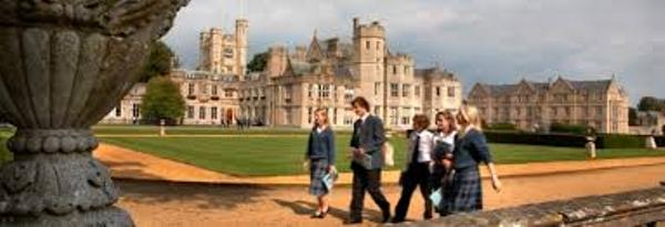 Canford School, England