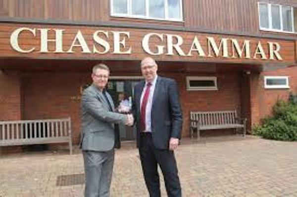 Chase Grammar School, England