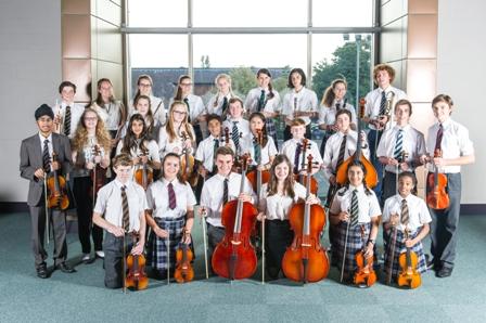 Chigwell School, England