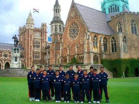 Clifton College, England
