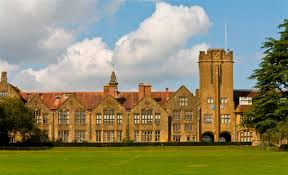 Sherborne School for Girls, England