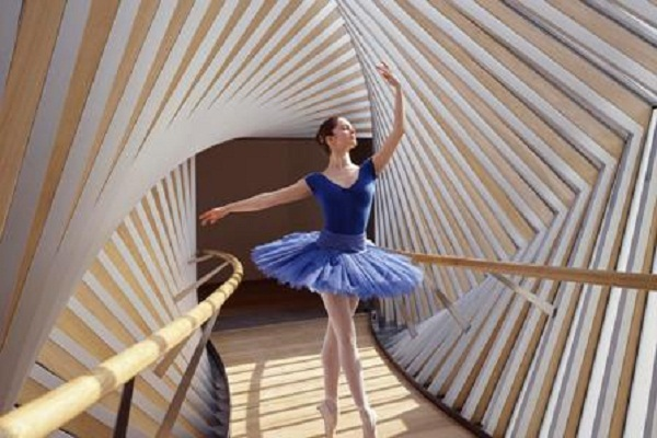 The Royal Ballet School, England