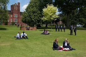 Trent College, England