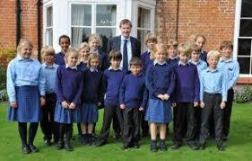 Twyford School, England