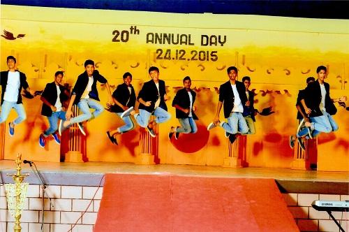 Coorg Public School, Karnataka