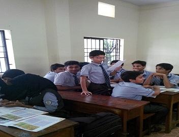 MES Raja Residential School, Kerala