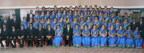 St. Johns Matriculation Higher Secondary School, Coimbatore