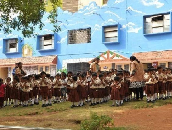 Takshashila Residential School, Odisha