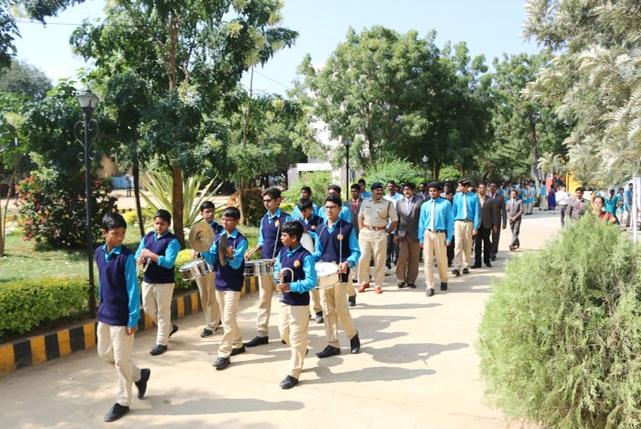 Abhyasa Residential Public School, Secunderabad