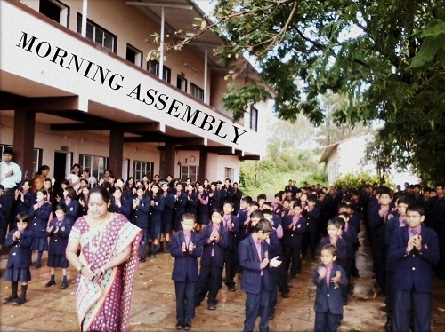 Panchgani International School, Panchgani