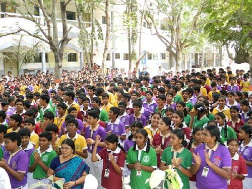 Bharatiya Vidya Bhavan Residential Public School, West Godavari