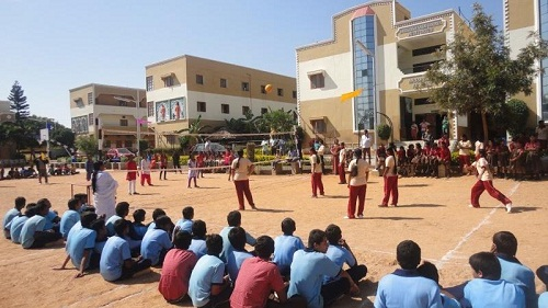 Hitech Modern Residential High School, Hyderabad