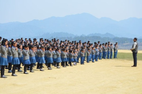 Blue Pine Residential English School, Ziro