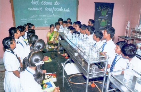 Shri Mahaveer Residential English Medium School, Belgaum