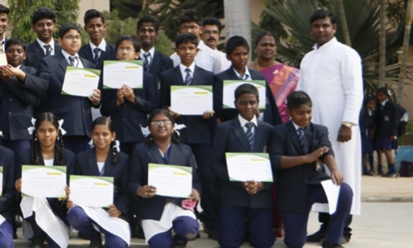 Loyola International Residential School, Chennai