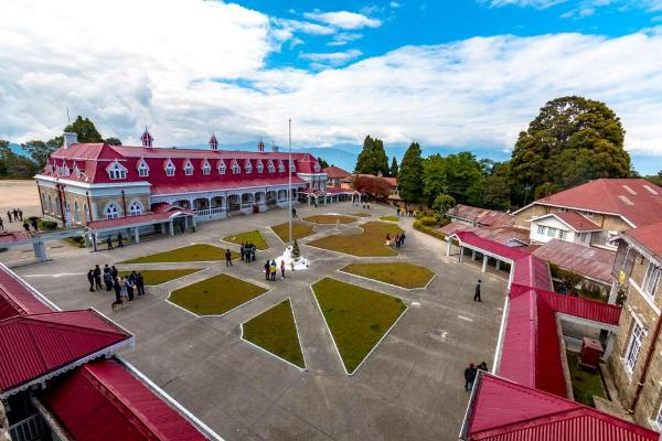 St. Paul�s School, Darjeeling