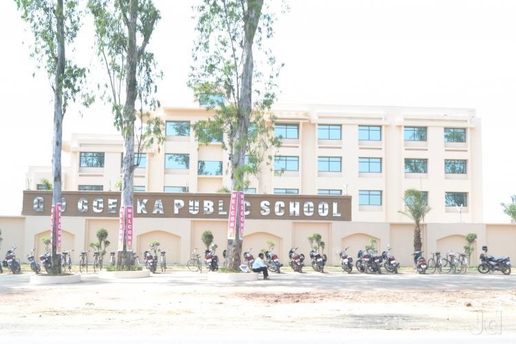 GD Goyenka Public School, Gorakhpur