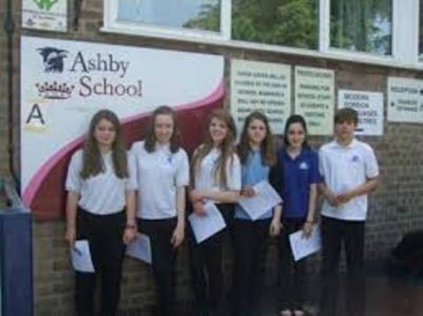 Ashby School, England