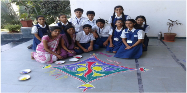 Mother Teressa World School, Valsad