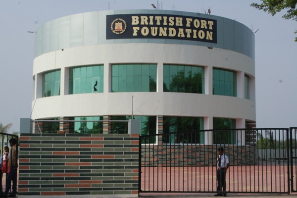 British Fort Foundation School, Jabalpur